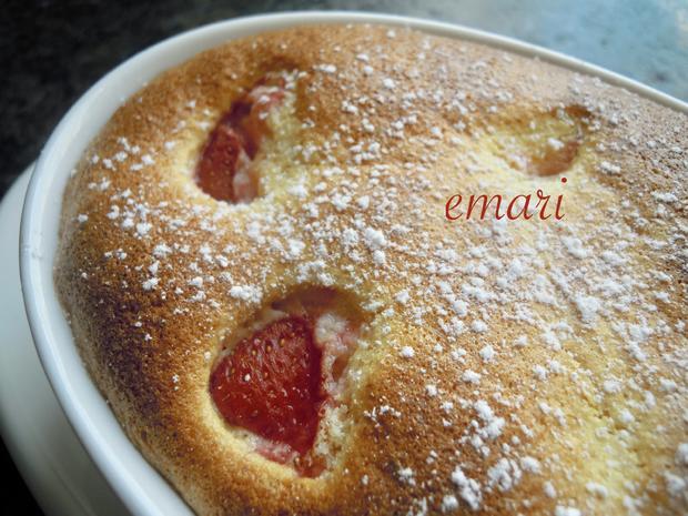 Erdbeer Marzipan Auflauf - Rezept - Bild Nr. 7956