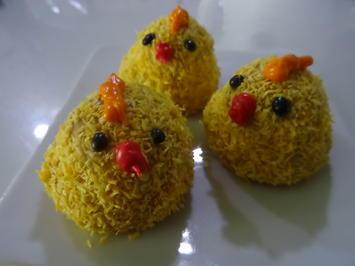 Rezept: Osterküken