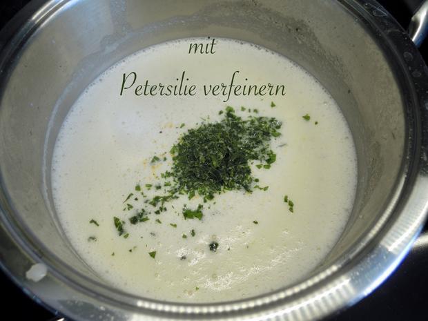 Carola's feine Karfiol Creme Suppe - Rezept - Bild Nr. 7957