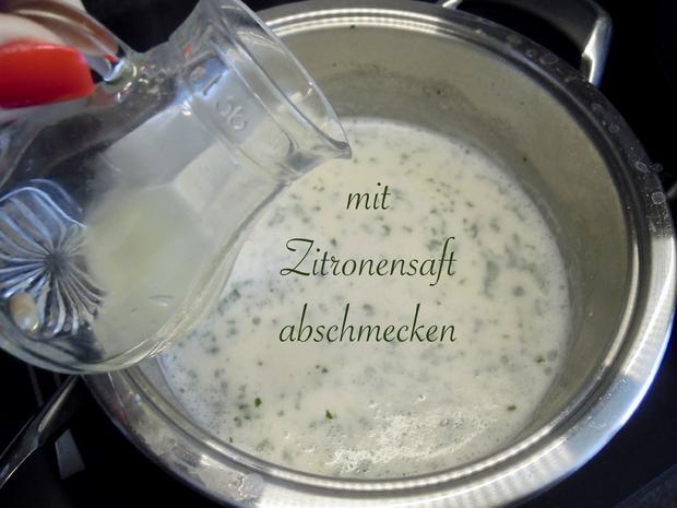 Carola's feine Karfiol Creme Suppe - Rezept - Bild Nr. 7963