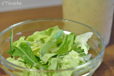 Salatsoße - Universal - Rezept - Bild Nr. 7977