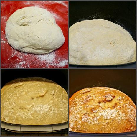 Super luftiges Brot - Rezept - Bild Nr. 7980