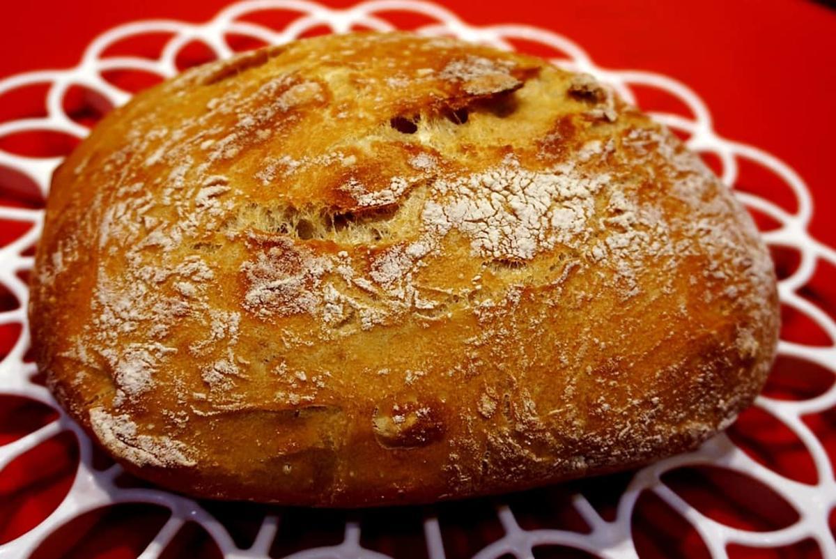 Super luftiges Brot