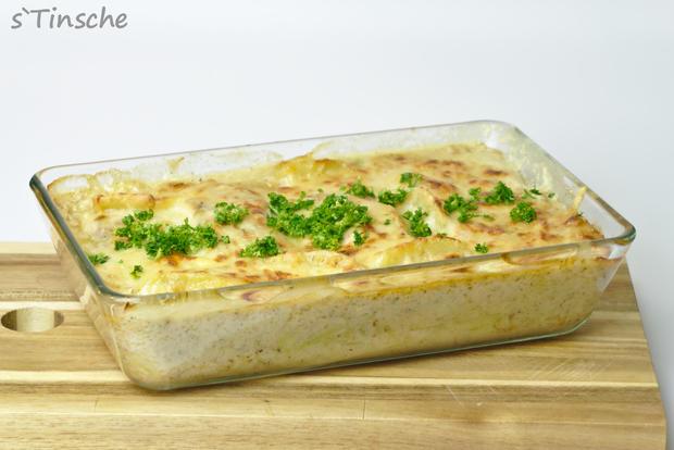 Kartoffel-Lachs-Auflauf - Rezept - Bild Nr. 7980
