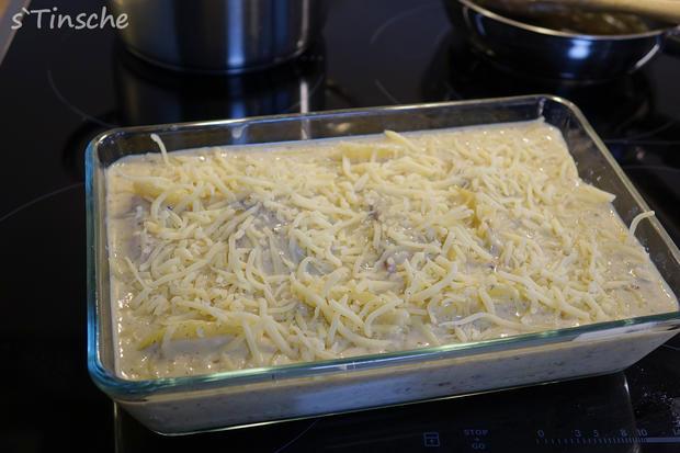 Kartoffel-Lachs-Auflauf - Rezept - Bild Nr. 7983