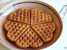 Frühstück: Gesunde Waffeln - Rezept - Bild Nr. 2