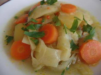 Gemüsesuppe - Rezept - Bild Nr. 8010