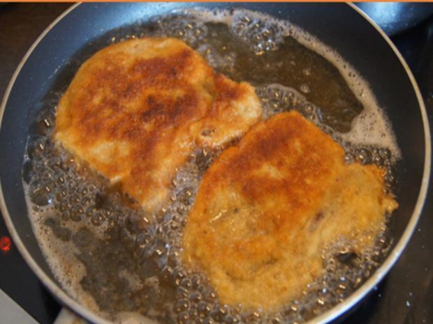 Stielkotelett mit Spargel und Kartoffeln - Rezept - Bild Nr. 8