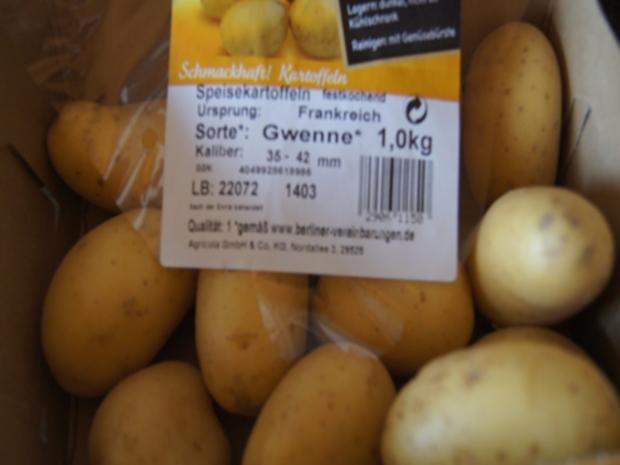 Stielkotelett mit Spargel und Kartoffeln - Rezept - Bild Nr. 11