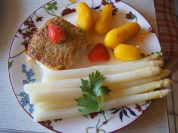 Schlemmerfilet mit Spargel und Kartoffeln - Rezept - Bild Nr. 2