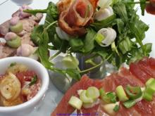 Thunfisch (4 Variationen) mit Rucolasalat = kochbar Challenge 4.0 (Mai 2019) - Rezept - Bild Nr. 8040