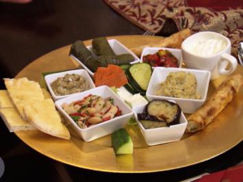 Türkische Mezze (Vorspeisen) - Rezept - Bild Nr. 2