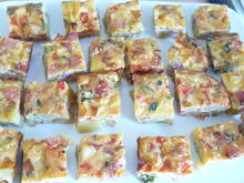 Frittata mit Schinken - Rezept - Bild Nr. 8054