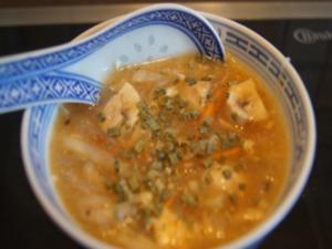 Szechuan Suppe - Rezept - Bild Nr. 8054