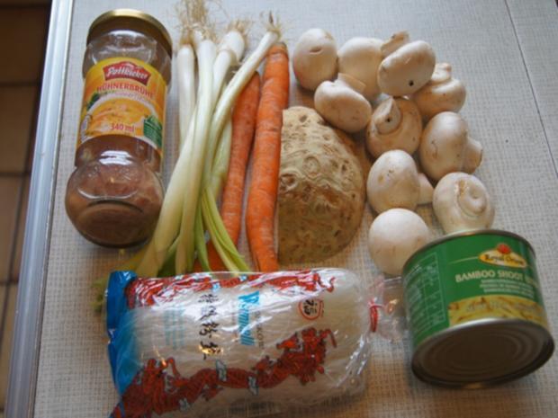 Szechuan Suppe - Rezept - Bild Nr. 8055