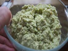 Zuckerschoten-Mandel-Erdnuss-Pesto - Rezept - Bild Nr. 2