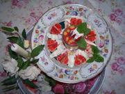 Nachspeise-zweierlei-Creme-mit Erdbeeren=kochbar-Challenge 4.0 (Mai 2019) - Rezept - Bild Nr. 8069