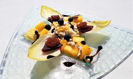Selleriesalat mit Ananas und Rote Beete - Rezept - Bild Nr. 8069