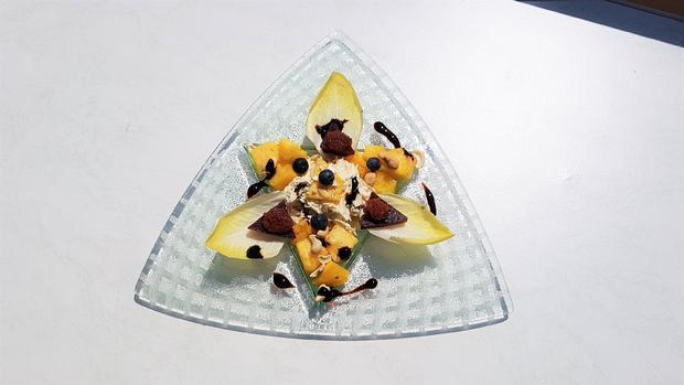 Selleriesalat mit Ananas und Rote Beete - Rezept - Bild Nr. 8072