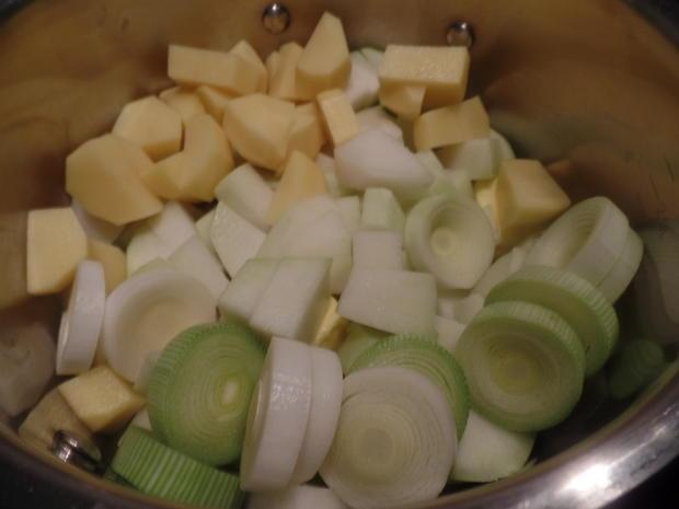 Kohlrabi-Koriander-Suppe - Rezept - Bild Nr. 8070
