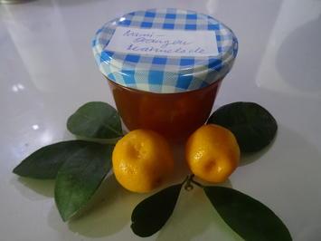 Orangen-Marmelade, leicht bitter-süß - Rezept - Bild Nr. 2