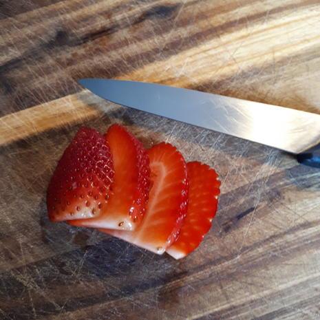 Erdbeer-Chips - Rezept - Bild Nr. 2