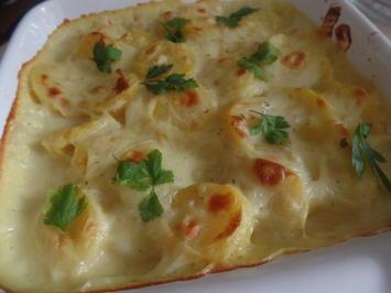 Kartoffelauflauf - Rezept - Bild Nr. 8079