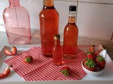 Erdbeerlikör - Rezept - Bild Nr. 8102