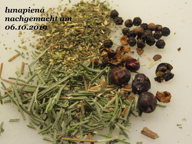 Forelle geräuchert mit rustikalem Kartoffelstampf und Radieschen-Salat - Rezept - Bild Nr. 8107