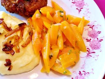 Junge Karotten - ein Zartgemüse - Rezept - Bild Nr. 8104