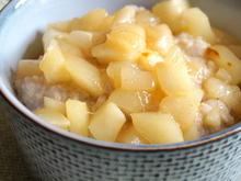 Frühstück: Cremiges Hirse-Porridge mit Birnen - Rezept - Bild Nr. 2