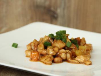 Kung Pao Chicken (Britta Heidemann) - Rezept - Bild Nr. 2
