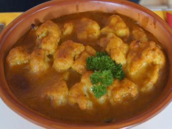 Curry-Blumenkohl-Auflauf - Rezept - Bild Nr. 8100