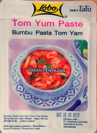 Schnelle Tom Yam Suppe mit Garnelen - Rezept - Bild Nr. 8101