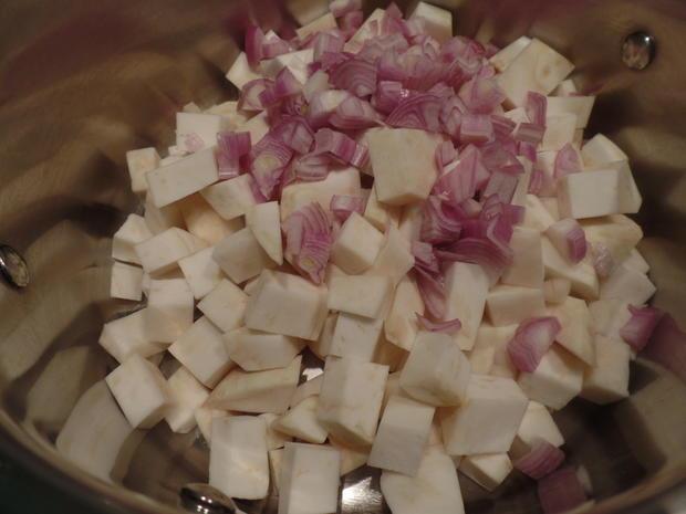Wachsweiche Eier mit Spinat - Rezept - Bild Nr. 8101