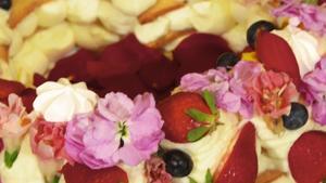 Muttertagsblütenherz - Rezept - Bild Nr. 2
