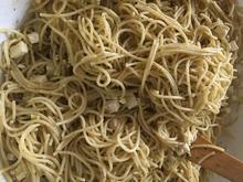 Spaghettisalat mit Pesto - Rezept - Bild Nr. 8130