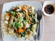 Kantonesisches Tami Goreng Cap Cay Seafood ala Taman Griya - Rezept - Bild Nr. 8140