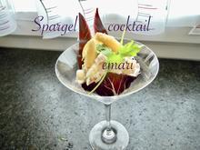 eleganter Spargel Cocktail - zum 10 Jahre KB Jubiläum - Rezept - Bild Nr. 8260