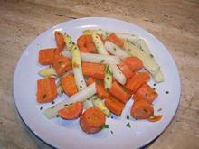 Spargel -Karotten Salat - Rezept - Bild Nr. 2