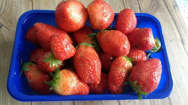 Fruchtiger Erdbeer - Balsamessig - Rezept - Bild Nr. 2