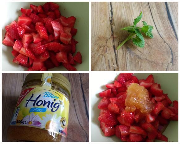 Fruchtiger Erdbeer - Balsamessig - Rezept - Bild Nr. 3