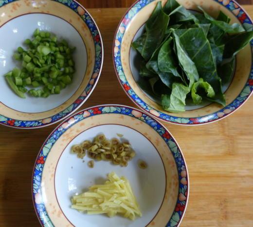 Rindfleisch mit scharfem Rettich – Luo Bo Niu Rou Siu - Rezept - Bild Nr. 8143