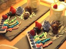 """""""Sweets, Fruits und Bayrisch Creme"""" - Rezept - Bild Nr. 8149"""