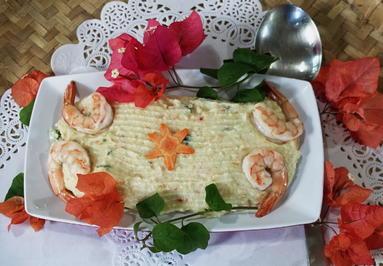 """Balinesisches Kartoffelpüree """"Sanur Beach"""" - Rezept - Bild Nr. 8149"""