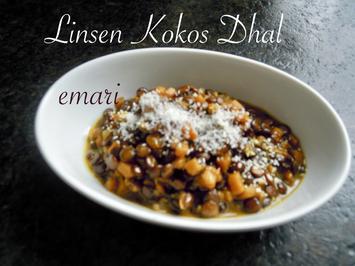 Indisches Kokos Linsen Dhal - Rezept - Bild Nr. 8160
