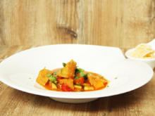 Rotes Panang Curry mit Tofu (ChrisTine Urspruch) - Rezept - Bild Nr. 2