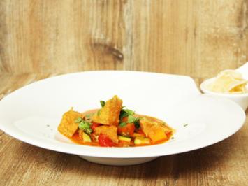 Rotes Panang Curry mit Tofu (ChrisTine Urspruch) - Rezept - Bild Nr. 2