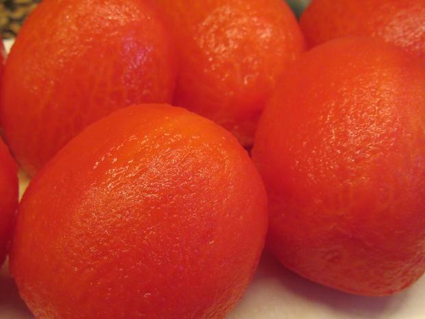 Vorrat: Fruchtiges Tomatenchutney - Rezept - Bild Nr. 8165