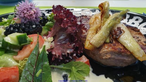 """Erste Ernte """"Sommersalat"""" - Rezept - Bild Nr. 8173"""
